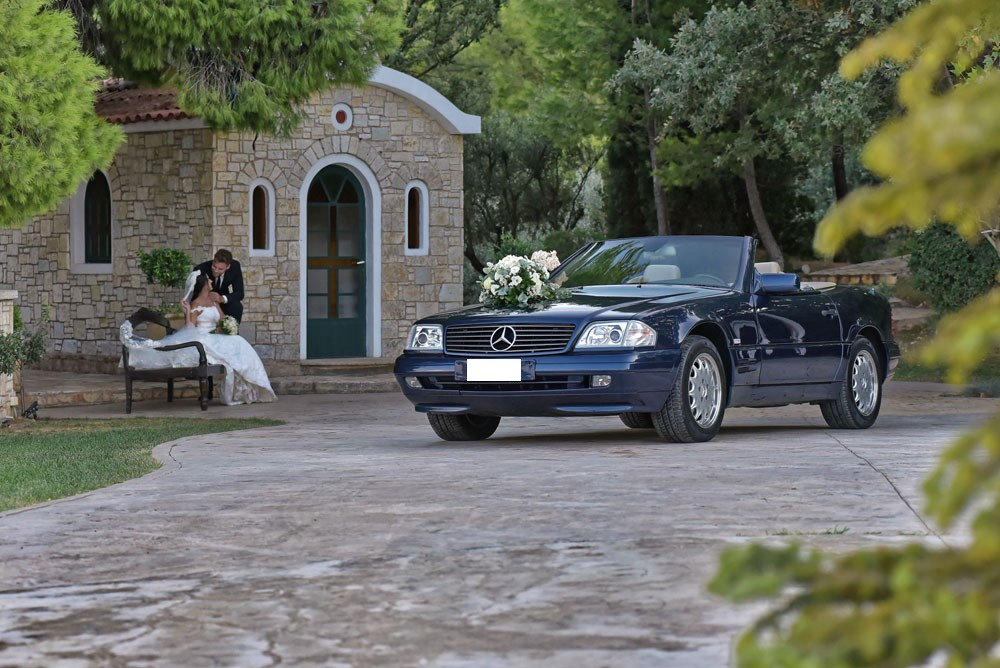 Mercedes SL Cabrio | Wedding Car