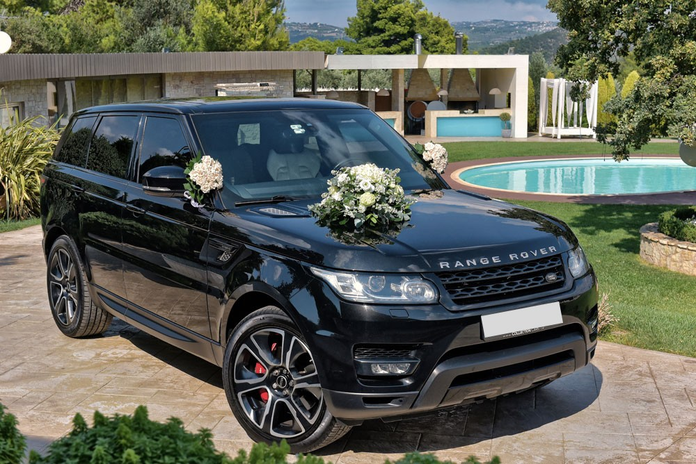 Range Rover Sport | Wedding Car