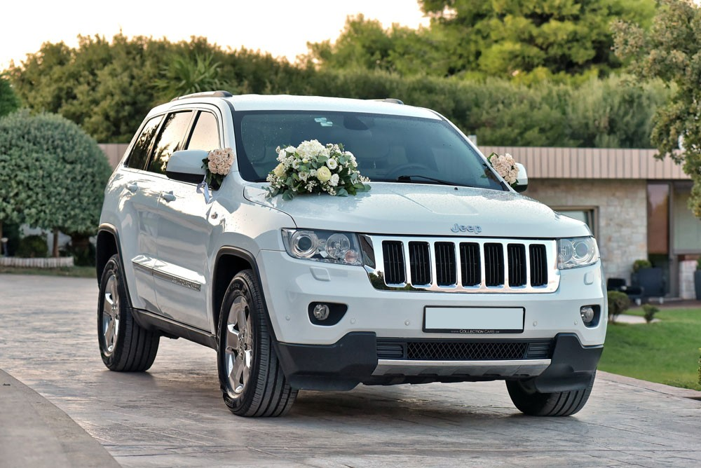 Grand Cherokee Jeep | Wedding Car
